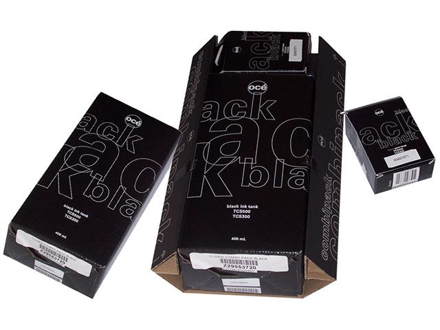 Oce Печатающая головка и 2 картриджа для Oce TCS500, Black
