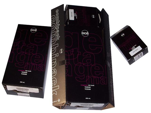 Oce Печатающая головка и 2 картриджа для Oce TCS500, Magenta
