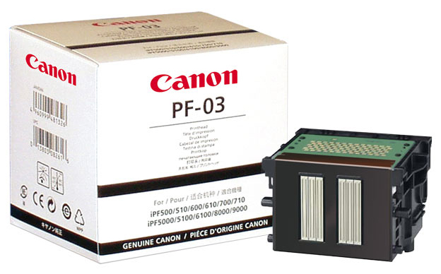 Canon Печатающая головка Canon PF-03