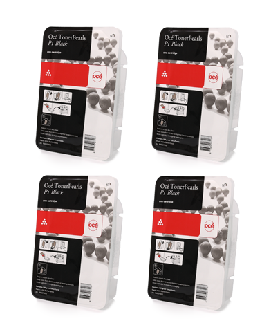 Oce Комплект картриджей Oce ColorWave 500 Black, 500 гр, 4 шт