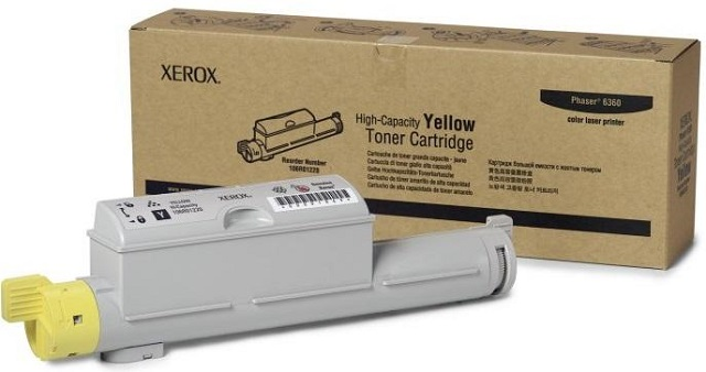 Xerox Тонер Xerox 106R01303 Yellow