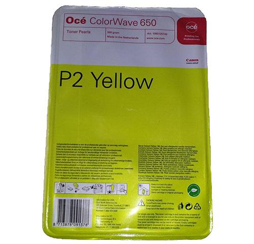 Oce Комплект картриджей OCE ColorWave 650 Yellow, 500 гр, 4 шт