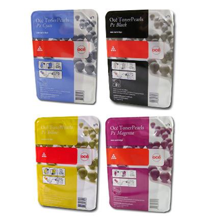 Oce Картриджи Oce ColorWave 600 Cyan/Yellow/Magenta/Black, 500 гр, комплект 4 цвета