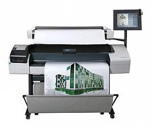 HP Designjet T1200HD MFP (CQ653B)