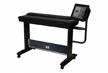 Широкоформатный сканер HP Designjet HD (CQ654A)