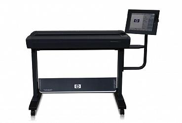 Широкоформатный сканер HP Designjet HD (CQ654B)