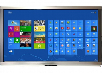 Interwrite LED Interactive Full-HD TV 55