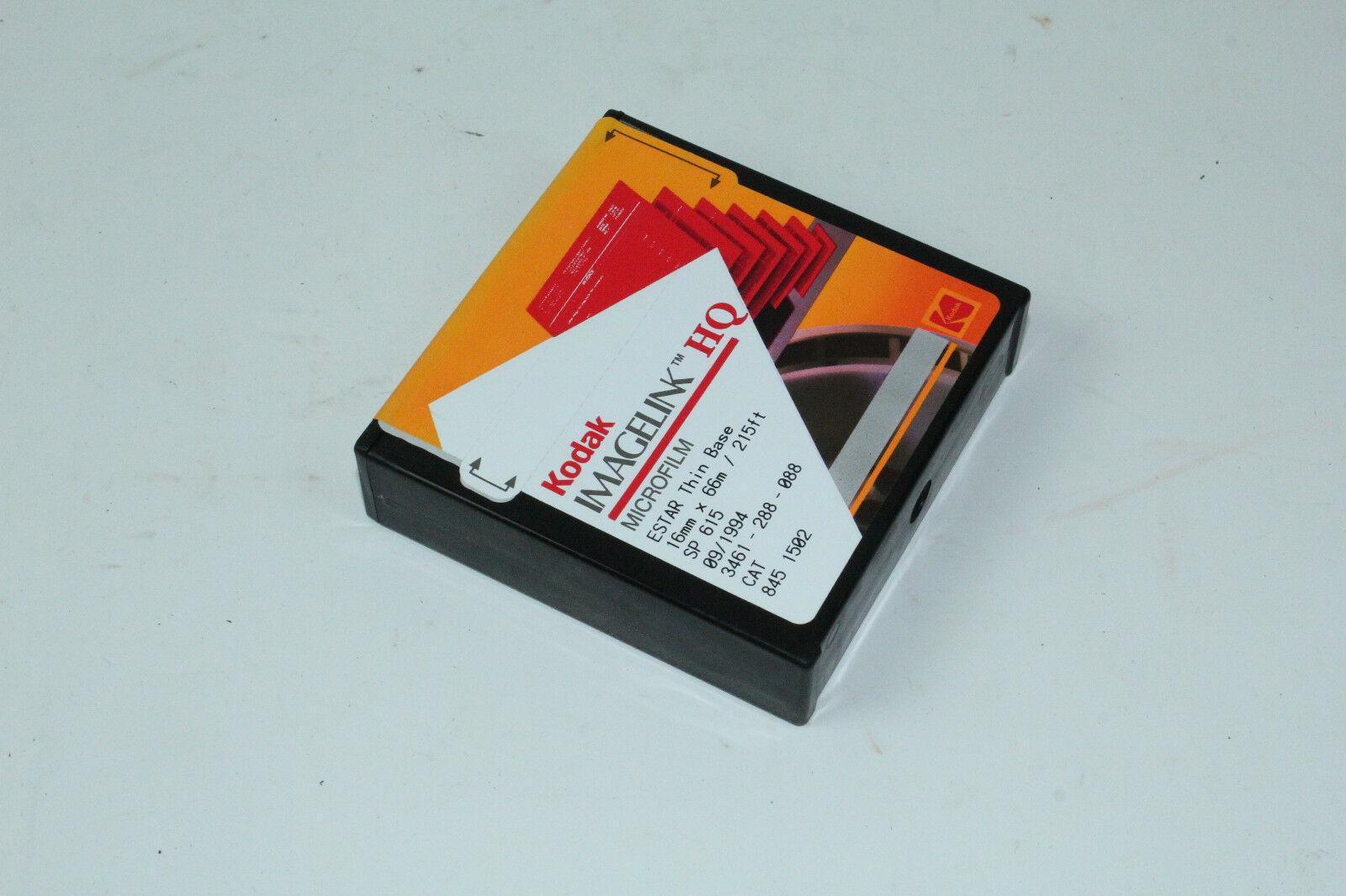 Kodak Фиша негативная Imagelink HQ Microfilm 1461