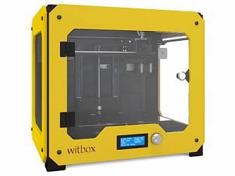 bq Witbox желтый