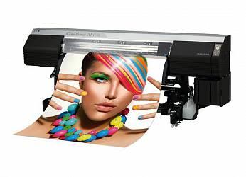 OKI ColorPainter M-64s 7 color
