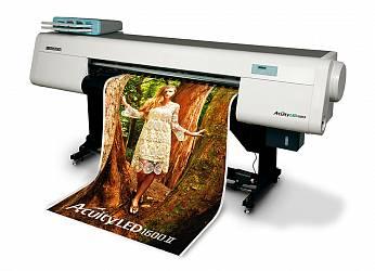 УФ плоттер Fujifilm Acuity LED 1600 II