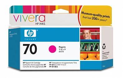 HP Vivera 70 Magenta 130 мл (C9453A)
