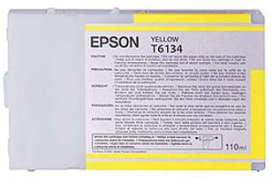 Epson T6134 Yellow 110 мл (C13T613400)