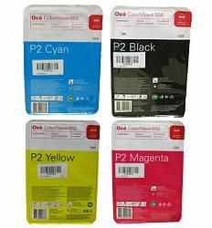 Oce ColorWave 650 Cyan/Magenta/Yellow/Black, 5x4x500 гр (39800059)