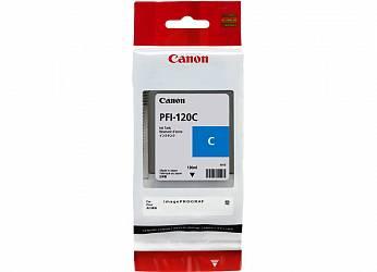 Canon PFI-120 Cyan 130 мл (2886C001)