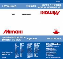 Mimaki SB210 Light Blue