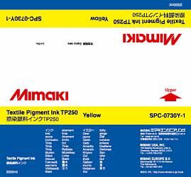 Mimaki TP250 Yellow