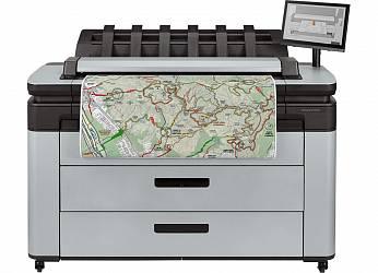 HP DesignJet XL 3600 (6KD23A)