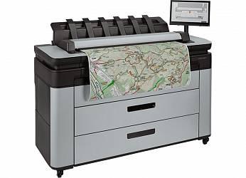 HP DesignJet XL 3600dr (6KD25A)