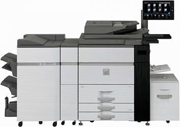 Sharp MX-M1055
