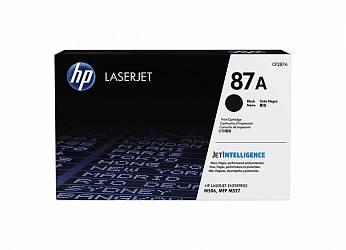 HP 87A черный (CF287A)