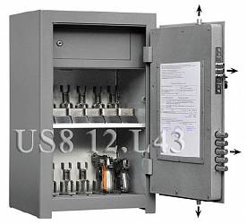 Gunsafe US8 12.L43