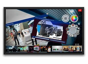 Интерактивная панель NEC MultiSync E805 SST