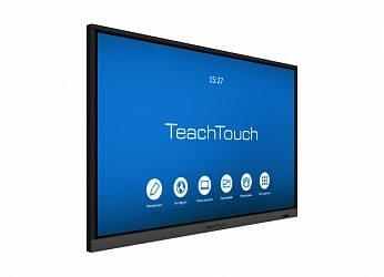 TeachTouch 3.5 65, UHD, 20 касаний, Android 7.0