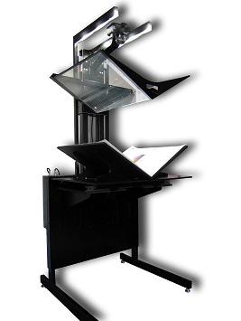 Optima A1 25UU (с универсальной колыбелью, V-образным и плоским прижимным стеклом)