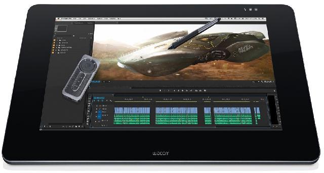 Wacom Монитор-планшет Wacom cintiq 27QHD touch