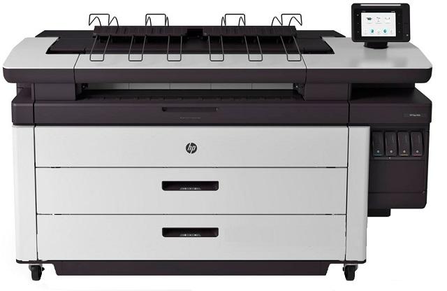 Hewlett-Packard Инженерная система HP PageWide XL 4000