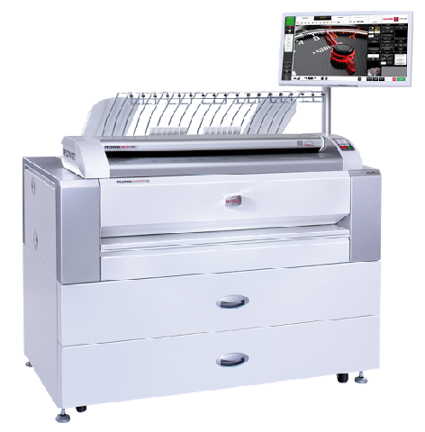 Rowe Инженерная система Rowe ecoPrint i10L+ Scan 450i