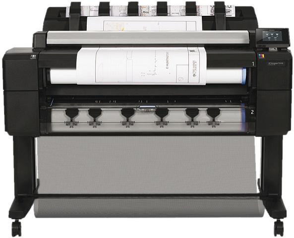 Hewlett-Packard Инженерная система HP DesignJet T2530 36