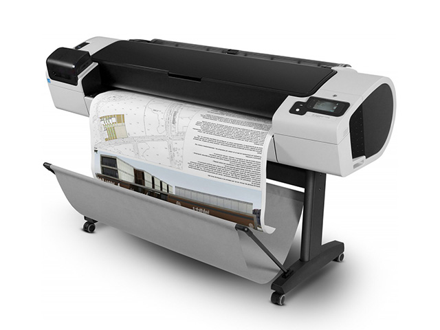 Hewlett-Packard HP Designjet T1300PS 44 ePrinter