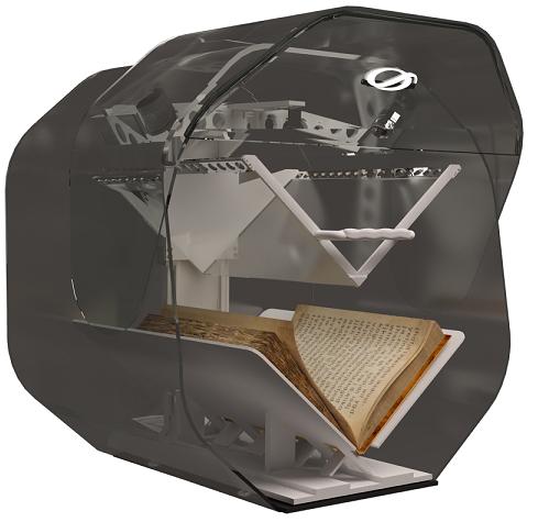 Qidenus  Smart Book Scan 4.0